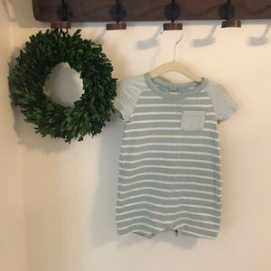 Baby Boys Organic One Piece Outfit